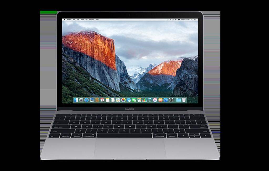 Macbook 12-inch A1534 (2015-2016) onderdelen