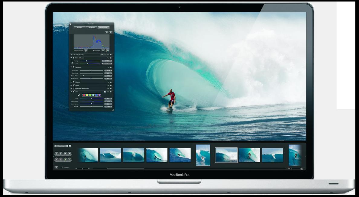 Macbook Pro 17-inch A1297 (2009) onderdelen