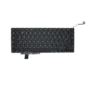 Keyboard / toetsenbord Macbook Pro 15-inch A1286 UK EU 2009 - 2012
