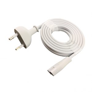 Mac mini & Time Capsule Power Cord EU voedingskabel 1.8 M Wit