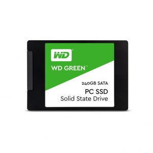 """WD GREEN 2.5"""" SATA 240GB Solid State Disk (SSD) WDS240G1G0A"""