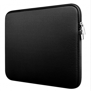 Macbook Pro, Macbook Air Sleeve - Bescherm Hoes - Zwart