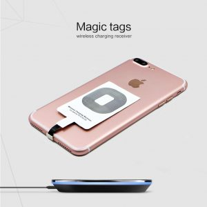 Draadloos Oplaad Receiver Pad voor iPhone, Wireless Charging Receiver