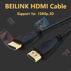 1.4V Dun HDMI Kabel M/M Ondersteund 3D 20 m, 15 m, 10 m, 5 m, 3 m, 1.5 m