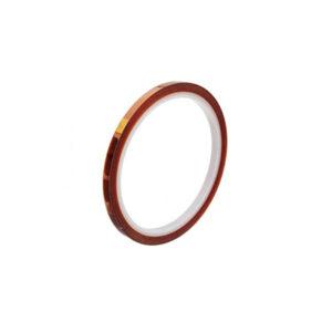 Kapton Tape - Hitte Bestendige Tape Transparant-bruin 5mm 10mm 18mm 100mm