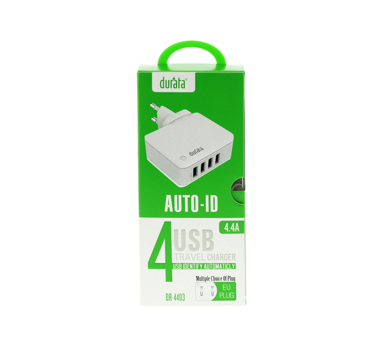durata dr 4403 travel charger