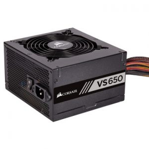 Corsair VS650 ATX Power Supply | 650 Watt