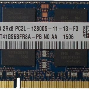 Hynix 8GB DDR3 SODIMM MAC COMPATIBLE RAM GEHEUGEN 1600Mhz (PC3L-12800)