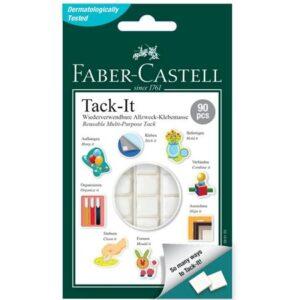 Faber-Castell Tack-It 90 stuks - Airpods schoonmaken