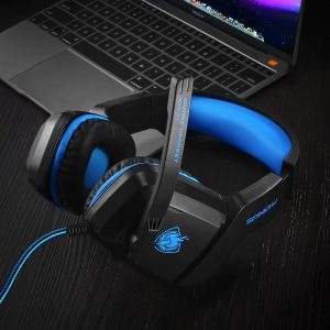 Gaming Headset met Noise Cancelling en Microfoon - PS4 Xbox One Mac PC