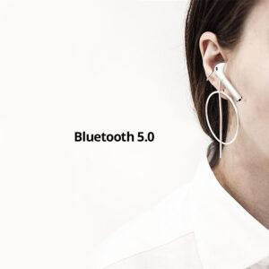 Earldom Airpods Alternatief - Bluetooth 5.0 Headset met draadloos opladen