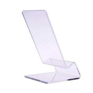 Promotioneel Acrylic Transparant Telefoon Display Stand Houder