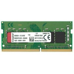 Kingston Mac Memory 8GB DDR4 SODIMM MAC COMPATIBLE RAM GEHEUGEN 2400Mhz (PC4-19200 1.2V)