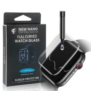 Volledige Nano Screen Protector voor Apple Watch