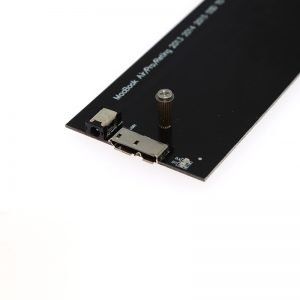 USB3.0 SSD Behuizing + Adapter MacBook A1465 A1466 A1502 A1398, A1419