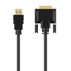 HDMI naar-DVI 24 + 1 KABEL 1m, 2m, 3m en 5m