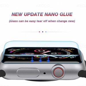 Volledige Nano Screen Protector voor Apple Watch