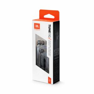JBL Tune 110 oordopjes met microfoon  3.5 mm Jack - Zwart