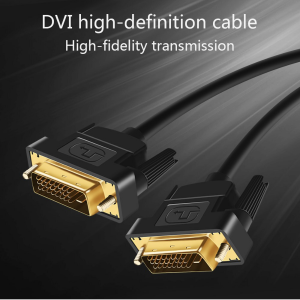 Hoge snelheid DVI naar DVI kabel Male-Male 1 M,  2 M