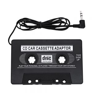 Autoradio Cassette Adapter voor MP3 AUX