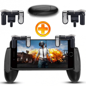 Smartphone Game Controller Trigger Fire knop