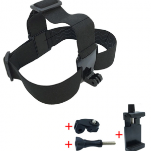 Telefoon hoofd mount GoPro strap