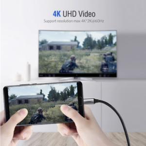 USB C naar HDMI Kabel 1.5 meter -Ugreen