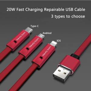 Newly Born recyclebare USB C kabel