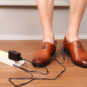 Verwarmde schoen inlegzolen met USB aansluiting