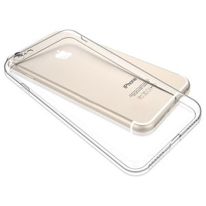 Transparante iPhone 6/ 6S Plus back hoesje
