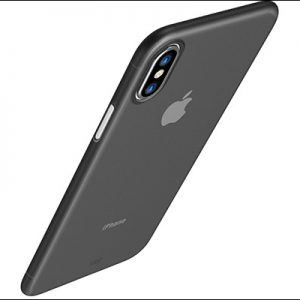 0.3mm Ultra Thin Frosted Case iPhone X