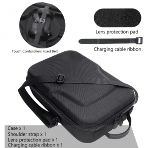 Travel Bag voor Oculus Quest (Zwart)