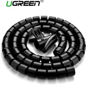 Ugreen Kabel organizer 25mm Zwart 1.5 meter, 3 meter, 5 meter