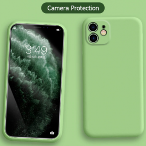 iPhone 11 Mat Silicone Soft case