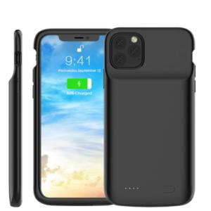 Battery Case iPhone 11 Pro Max Zwart