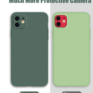 iPhone 11 Pro Mat Silicone Soft case