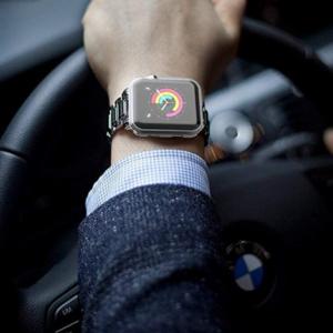 Apple Watch Transparant Case