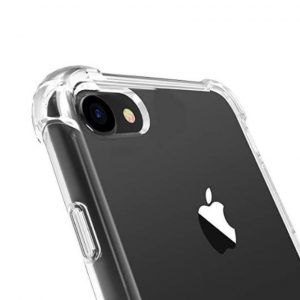 iPhone 7/8 Anti Shock Transparant Case