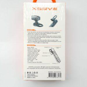 Wireless Bluetooth Mono Headset – XSSIVE BT-02