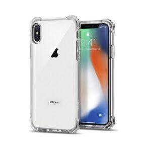 iPhone XS Max Anti Shock Transparant Case