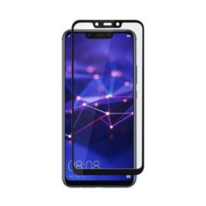 Huawei Mate 20 Lite Tempered Glass (Screen Protector) Full Cover (Zwart)