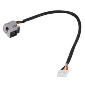 DC power Jack voor Compaq Presario CQ61 ZB39800 met kabel