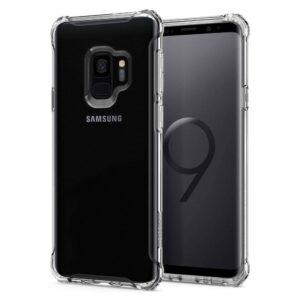 Samsung S9 Anti Shock Transparant Case