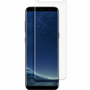 Full Cover Tempered Glass (Screen Protector) voor Samsung Galaxy S8/S9 Plus