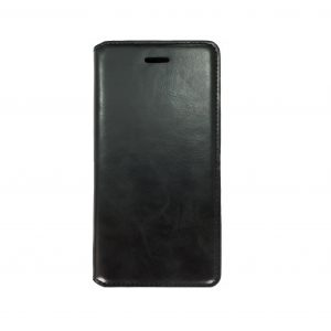 iPhone 7 Plus / 8 plus Luxe Book Case Zwart/Wit
