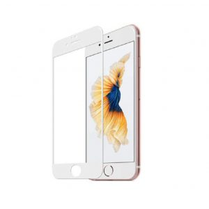 iPhone 6 Plus/ iPhone 6S Plus Tempered Glass (Screen Protector) Full Cover