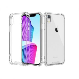 iPhone XR Anti Shock Transparant Case
