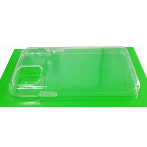 Puloka iPhone 11 Pro Max Transparant Silicone case
