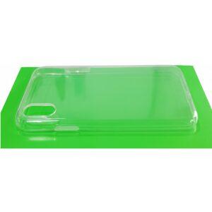 Puloka iPhone X Transparant Silicone case