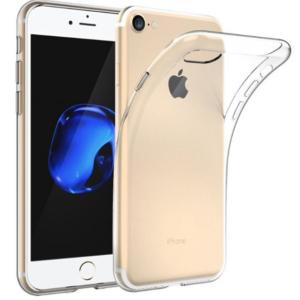 iPhone 7/8 Transparant Silicone case